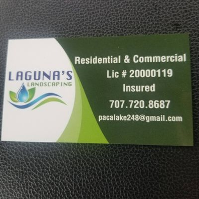 Avatar for Laguna's Landscaping Service