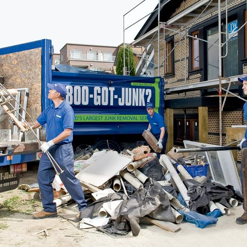 Full Service Junk Removal