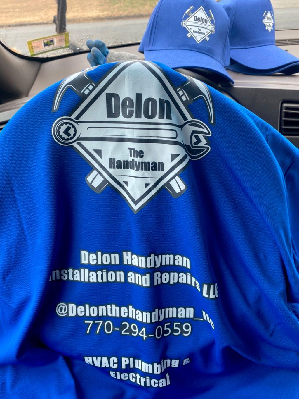 Delon Handyman Installation and repairs LLC