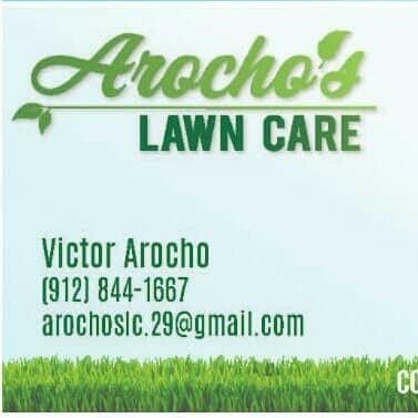 Arocho's lawn care