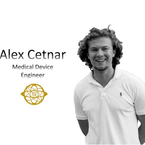 Meet our Medical Device Engineer, Alex Cetnar