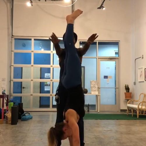 Private Handstand Teachings