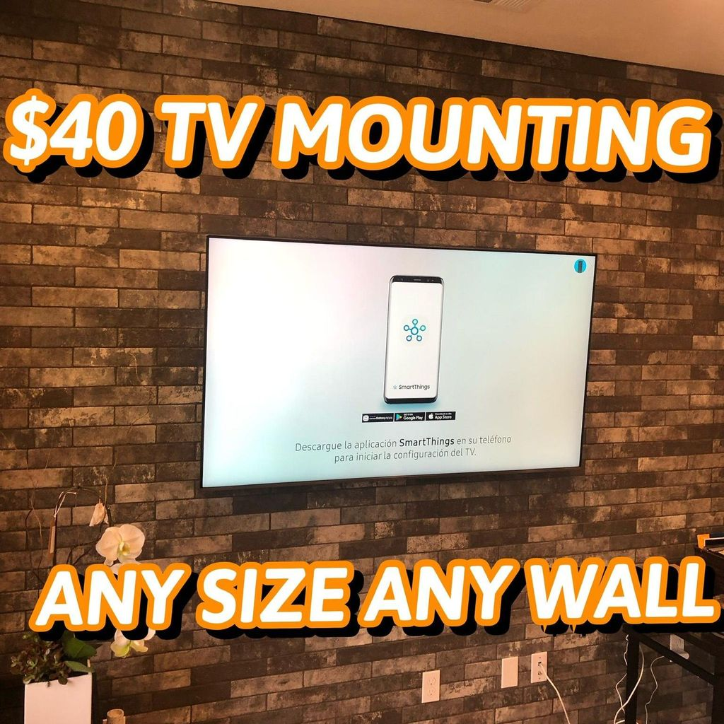 San Diego Tv Installation By Adam #1 $40
