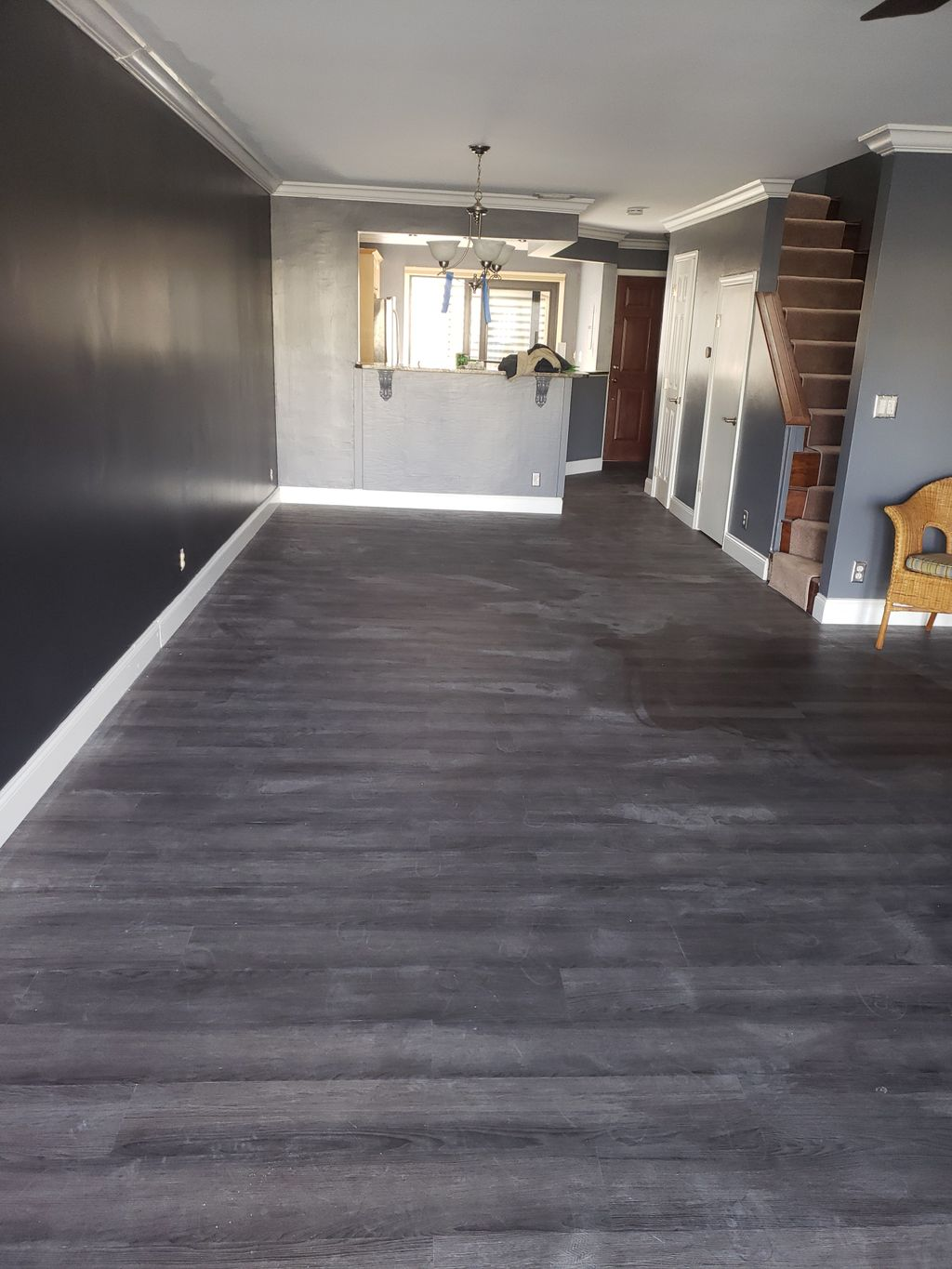 Interior Painting and floor - Fort Lauderdale 2021