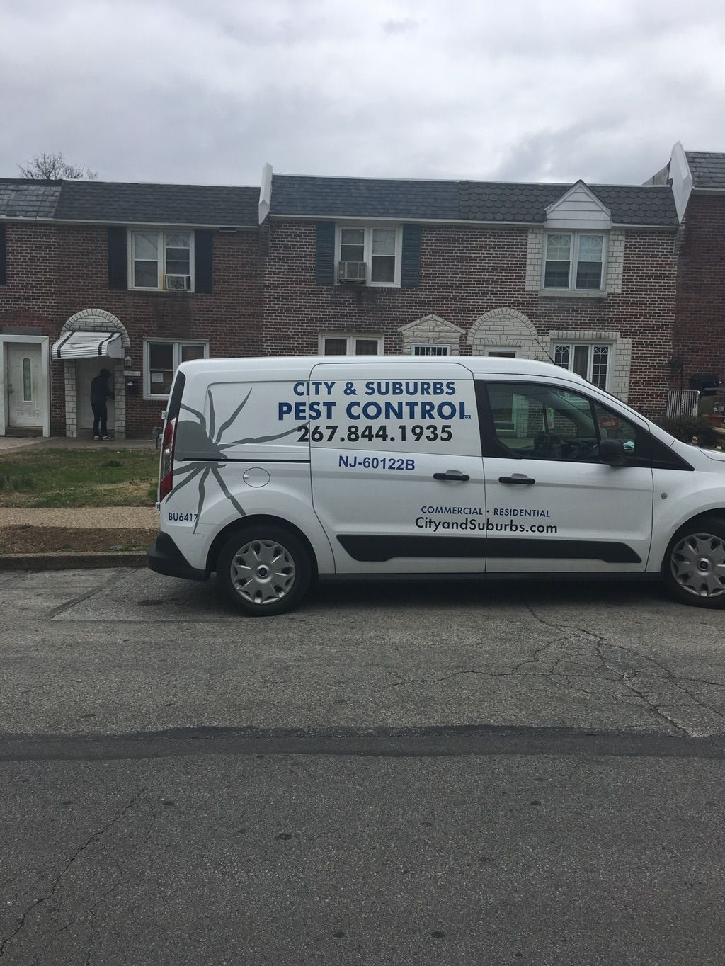 City & Suburbs Pest Control,LLC