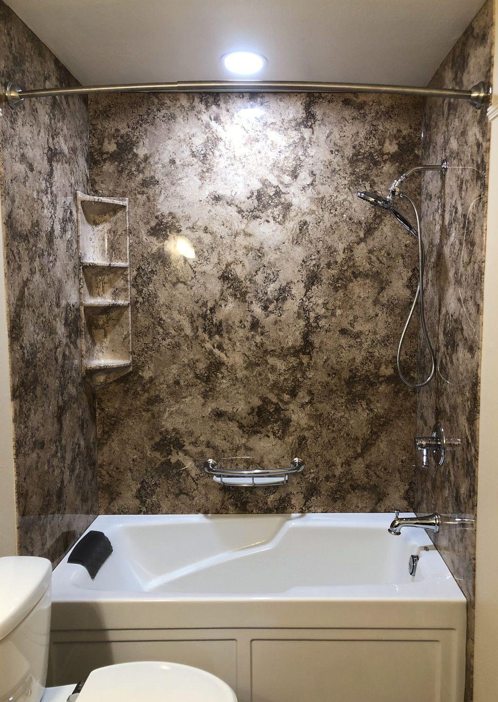 Bathroom Tub & Shower Upgrade