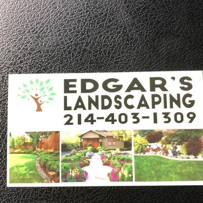 Avatar for Edgar's Landscaping