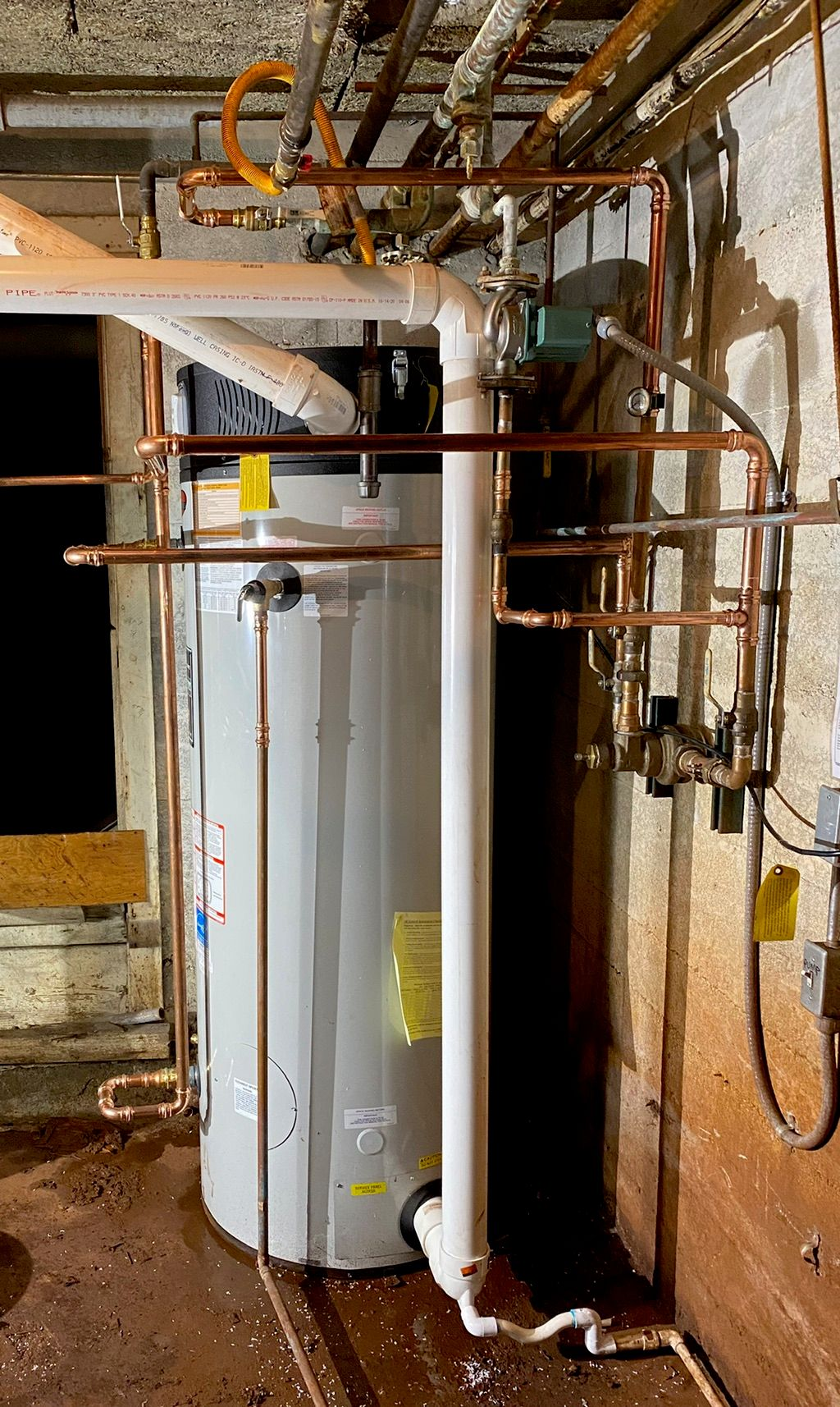 Prime Plumbing & Heating Inc.