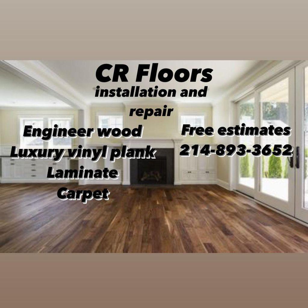 CR flooring