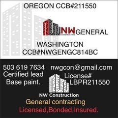 Avatar for NW GENERAL CONSTRUCTION AND RENOVATION LLC