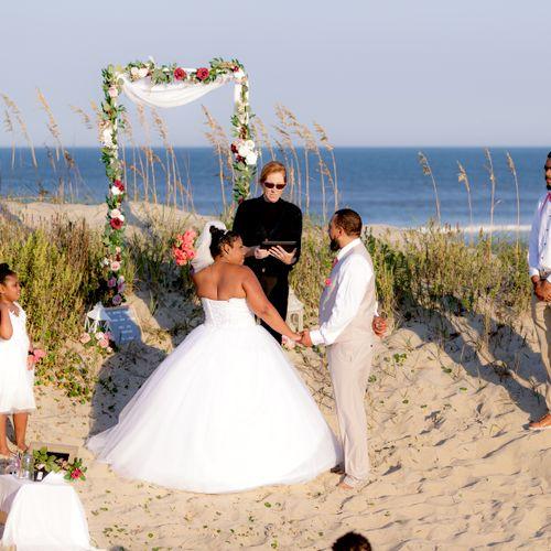 Wedding Knots Tied