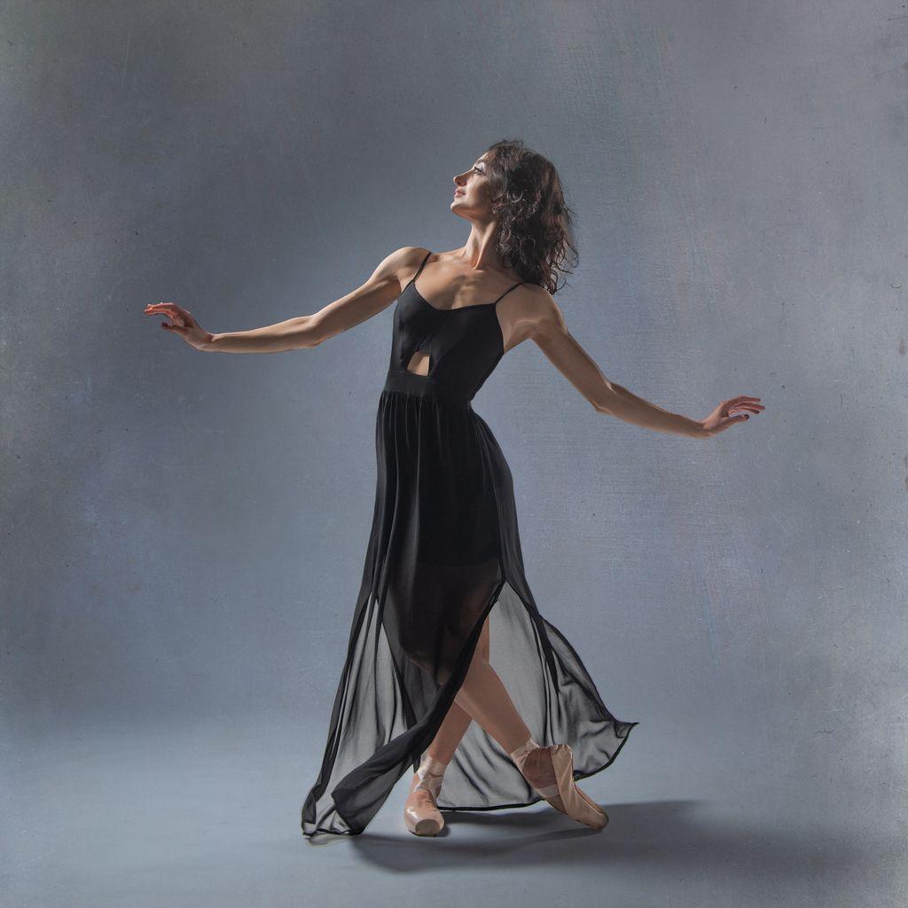 The elegance of dance