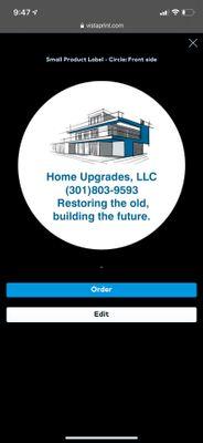 Avatar for Homeupgrades, LLC