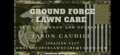 Avatar for Ground Force Lawn Care