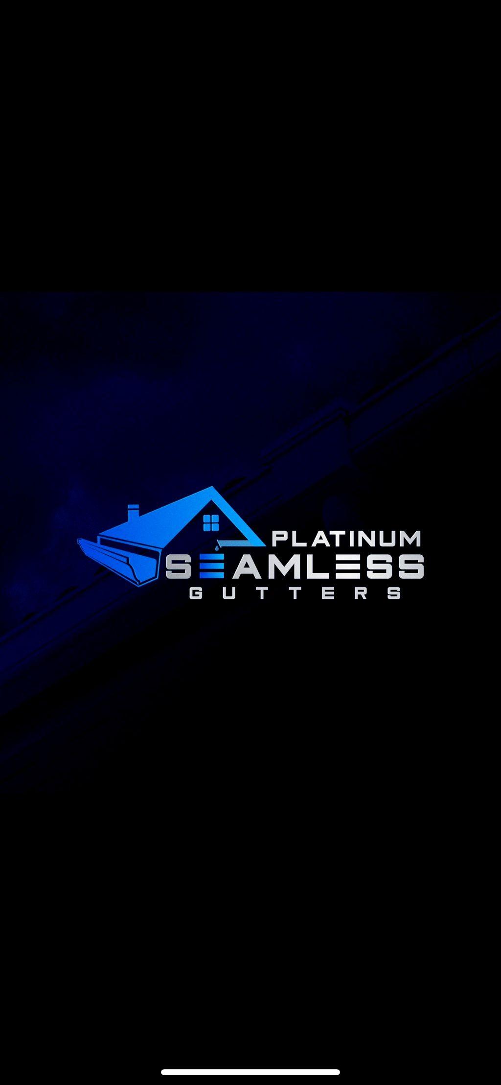 Platinum Seamless Gutters