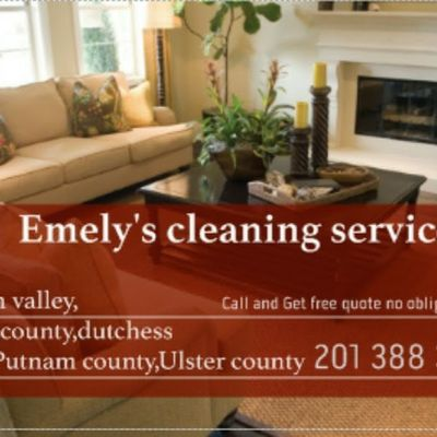 Avatar for Emelys cleaning services