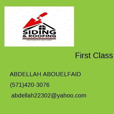 First Class Remodeling, LLC