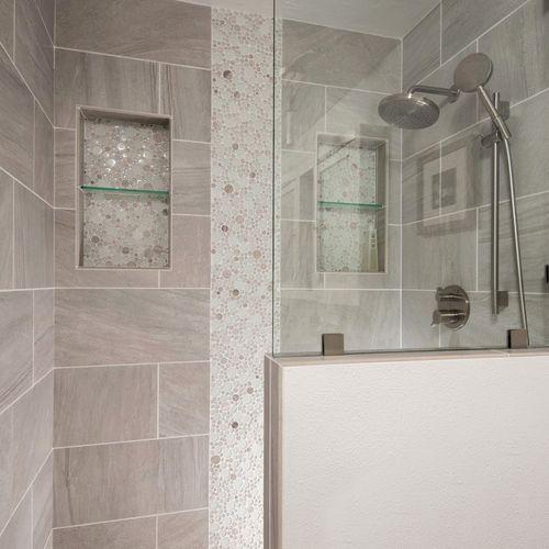 Carmel, IN Custom Shower