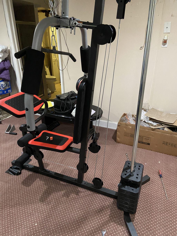 Weider 2980 weight system
