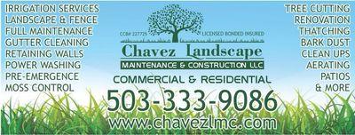 Avatar for Chavez Landscape Maintenance and Construction LLC