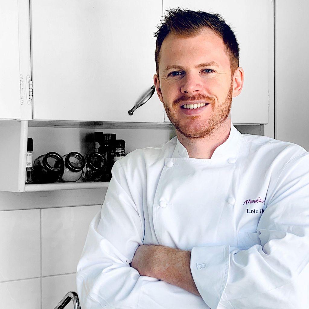Chef Loic Thomas