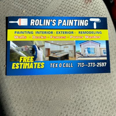 Avatar for Rolin painting