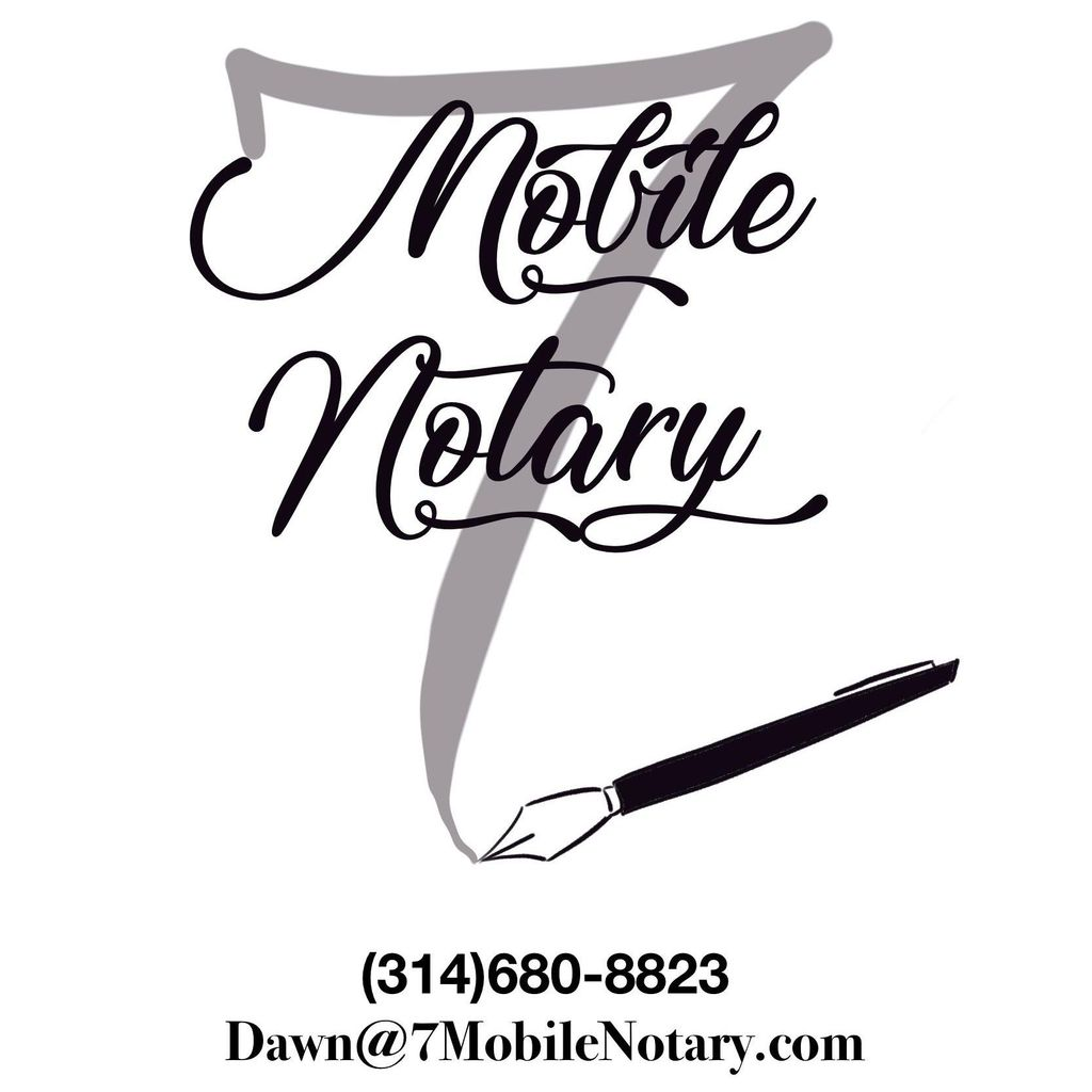 7 Mobile Notary