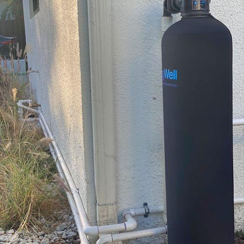 Main filtration system (Fort Lauderdale)