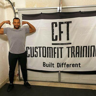 Avatar for CustomFit Training