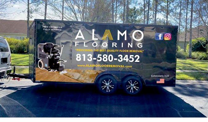 Álamo Flooring LLC