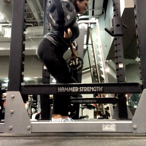 I make sure to incorporate push/ pull exercises to balance my functional strength.