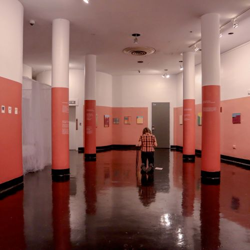 Solo Exhibition, 2020