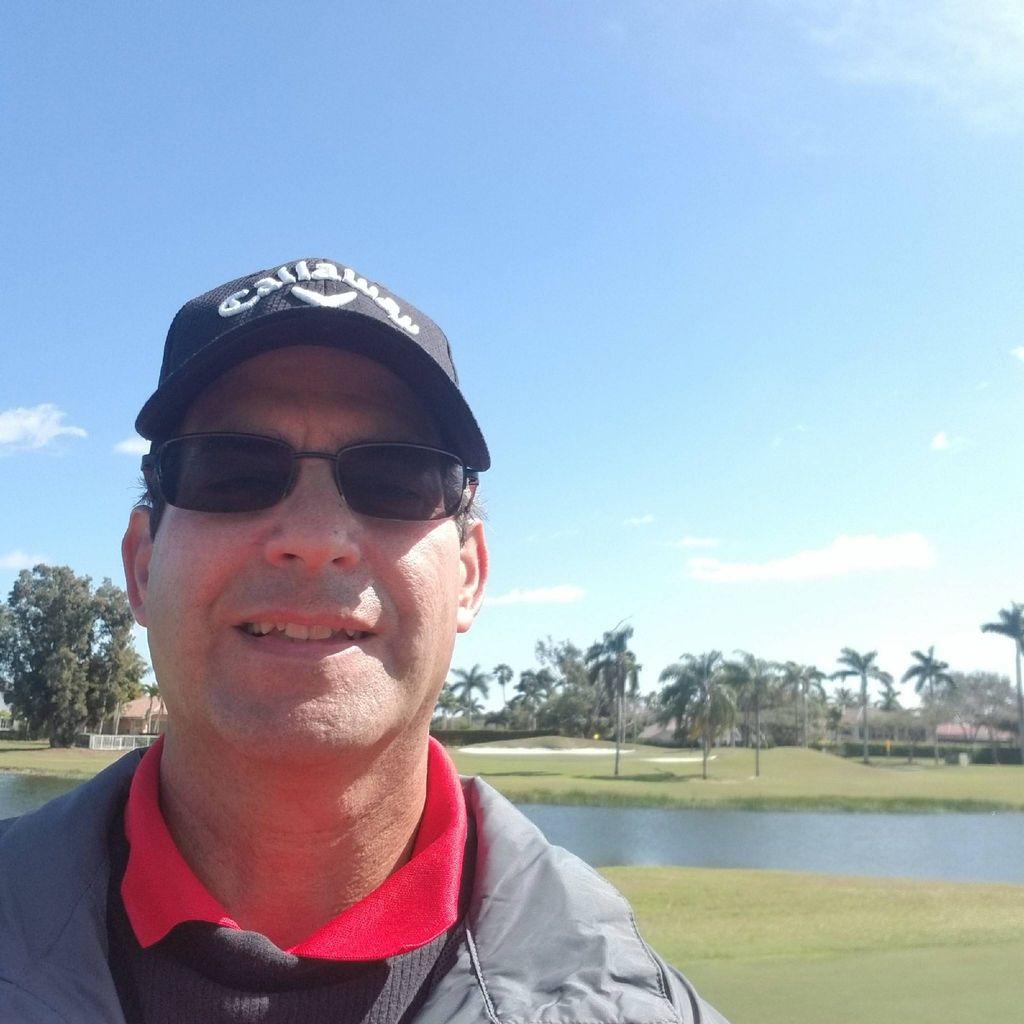 Golf iinstructor
