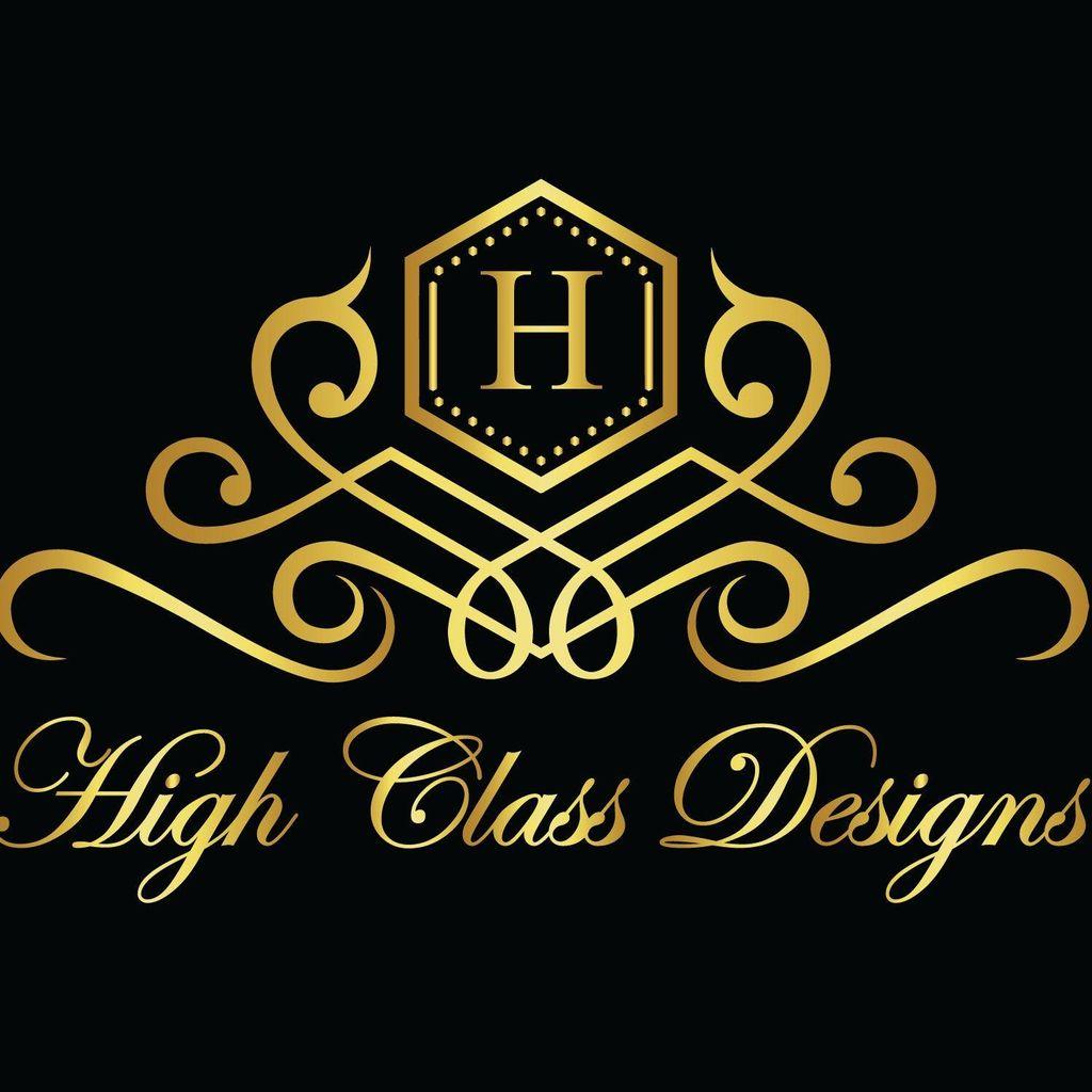 High Class Designs, Haute Couture salon