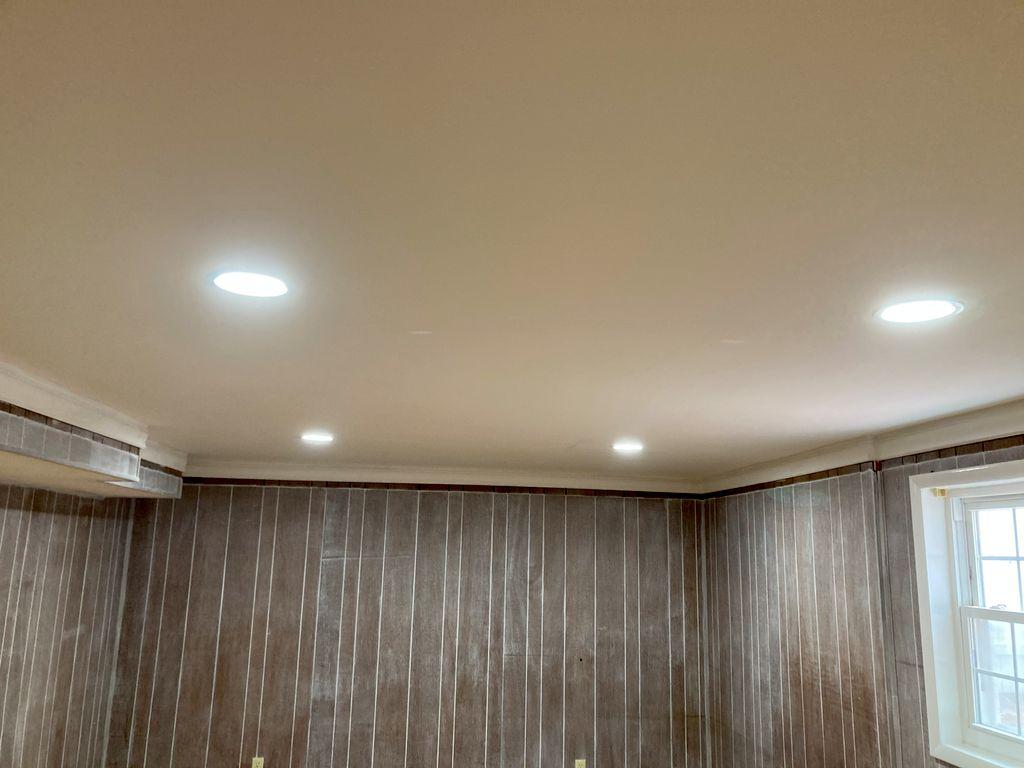 Ceiling basement