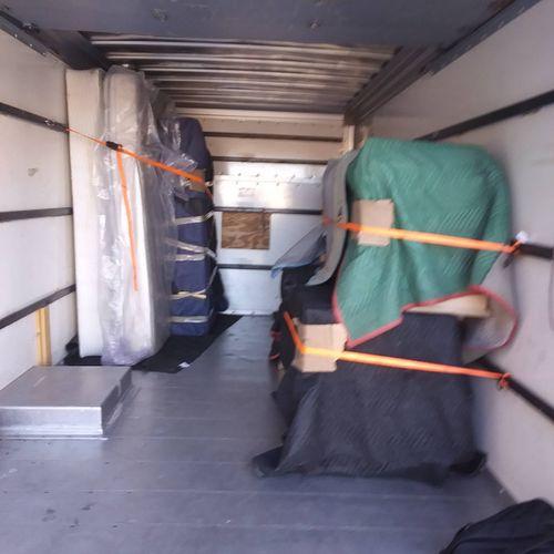 Bedroom set delivery
