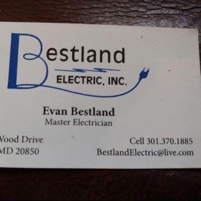 Avatar for Bestland Electric Inc.