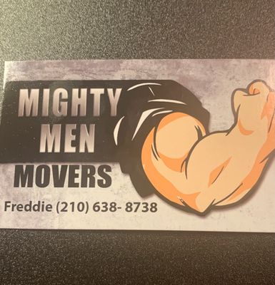 Avatar for Mighty Men Movers