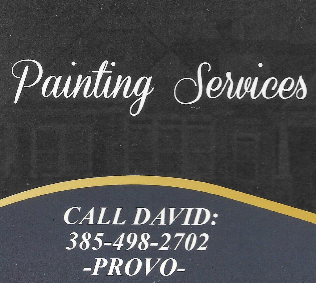 Dave - Utah Painting Services