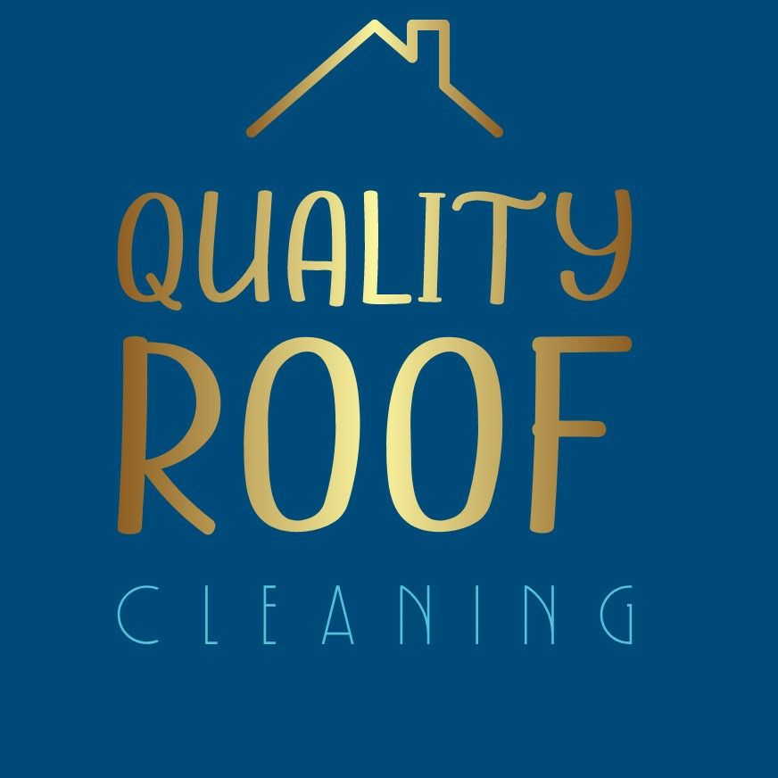 Quality roof cleaning