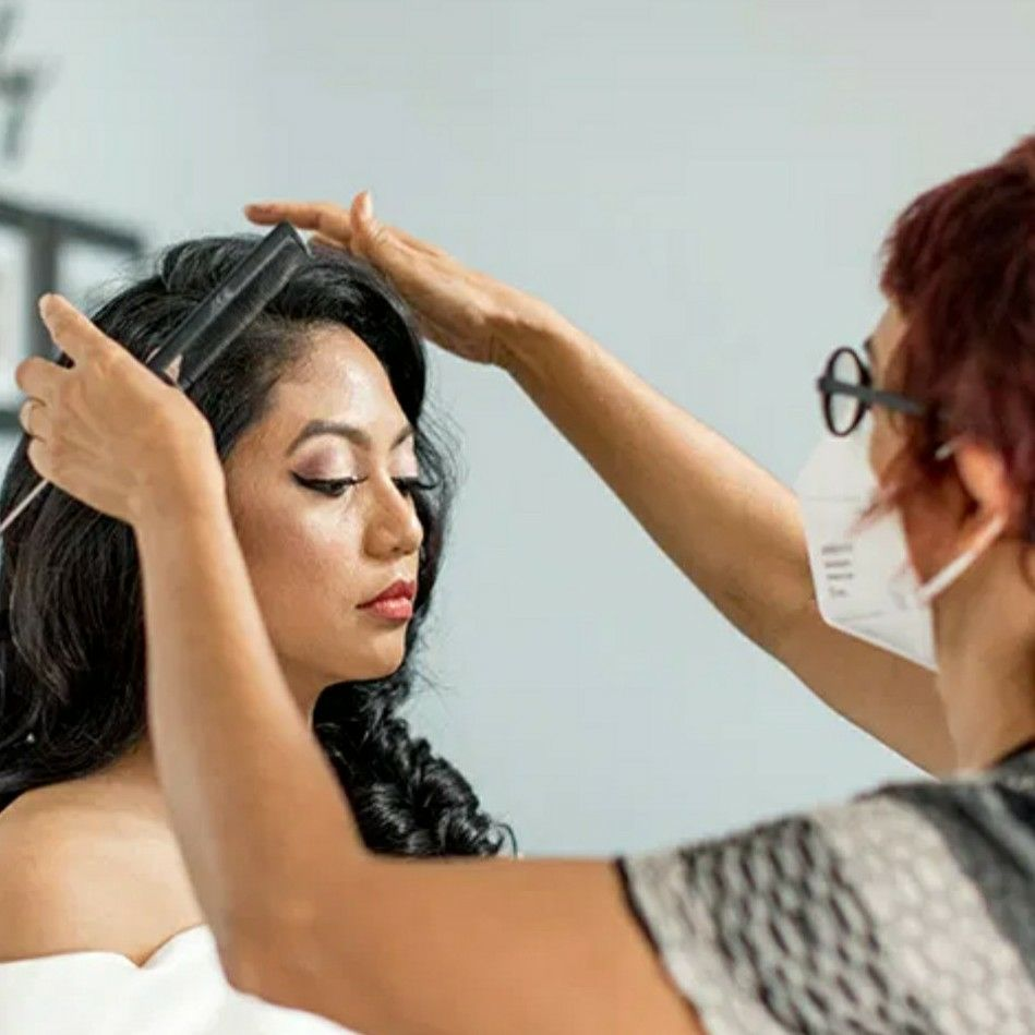 Makeup and Hairstyling by Vesta