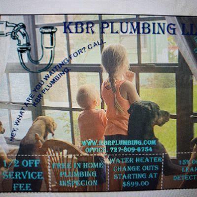 Avatar for KBR Plumbing LLC
