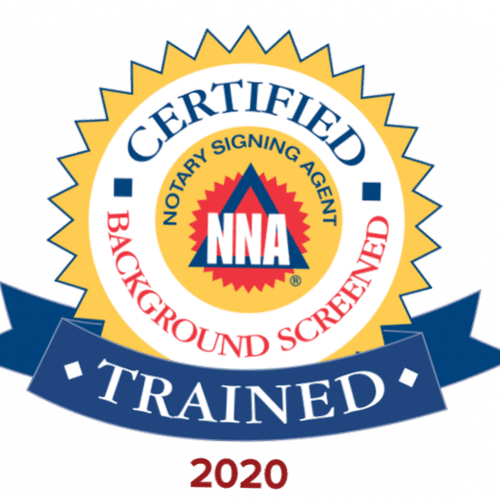 Background Screened and Trained by an Industry Leader!