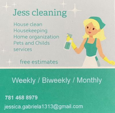 Avatar for Jess cleaning service