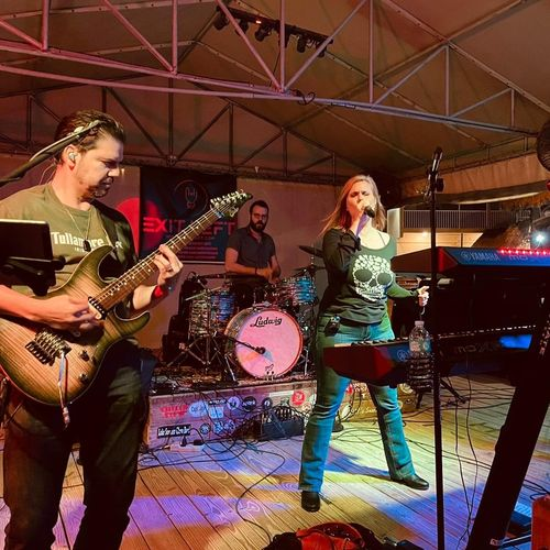 Exit Left Rock & Party Band Live at Gilbert's Resort Key Largo