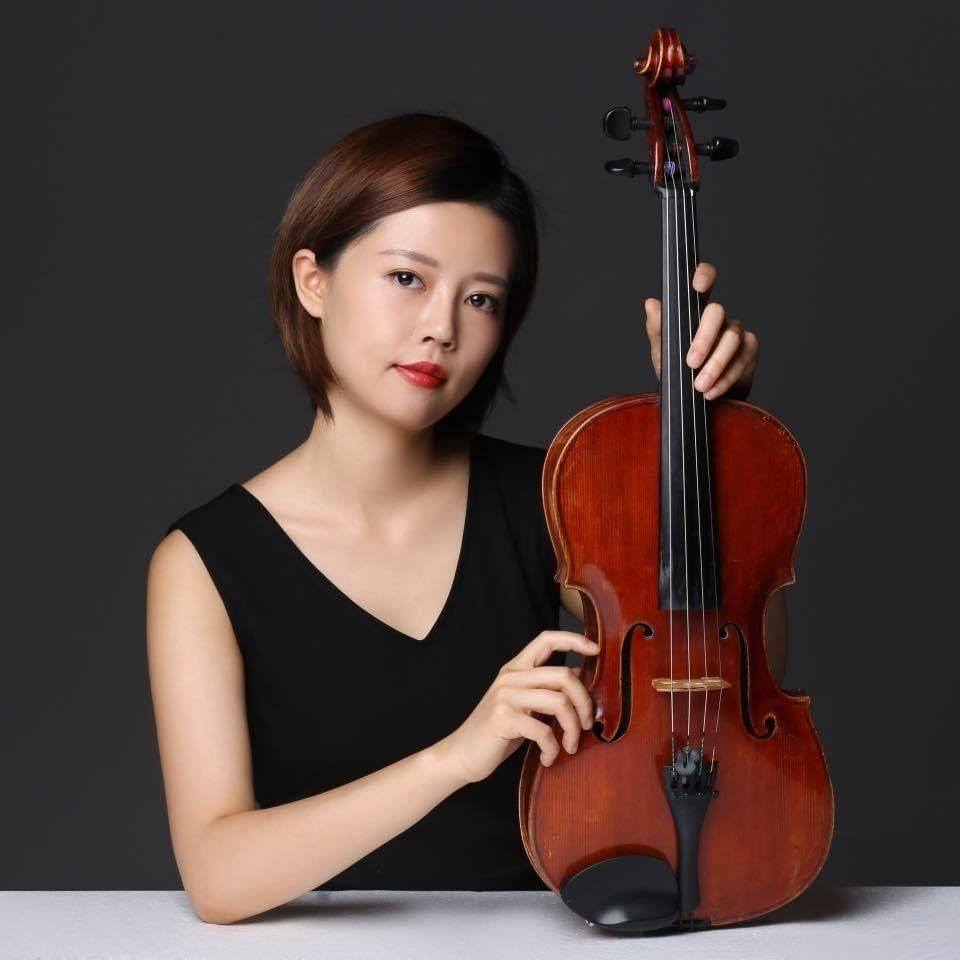 Wang's viola and violin studio