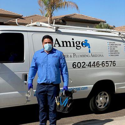 Avatar for Amigo Rooter & Plumbing llc