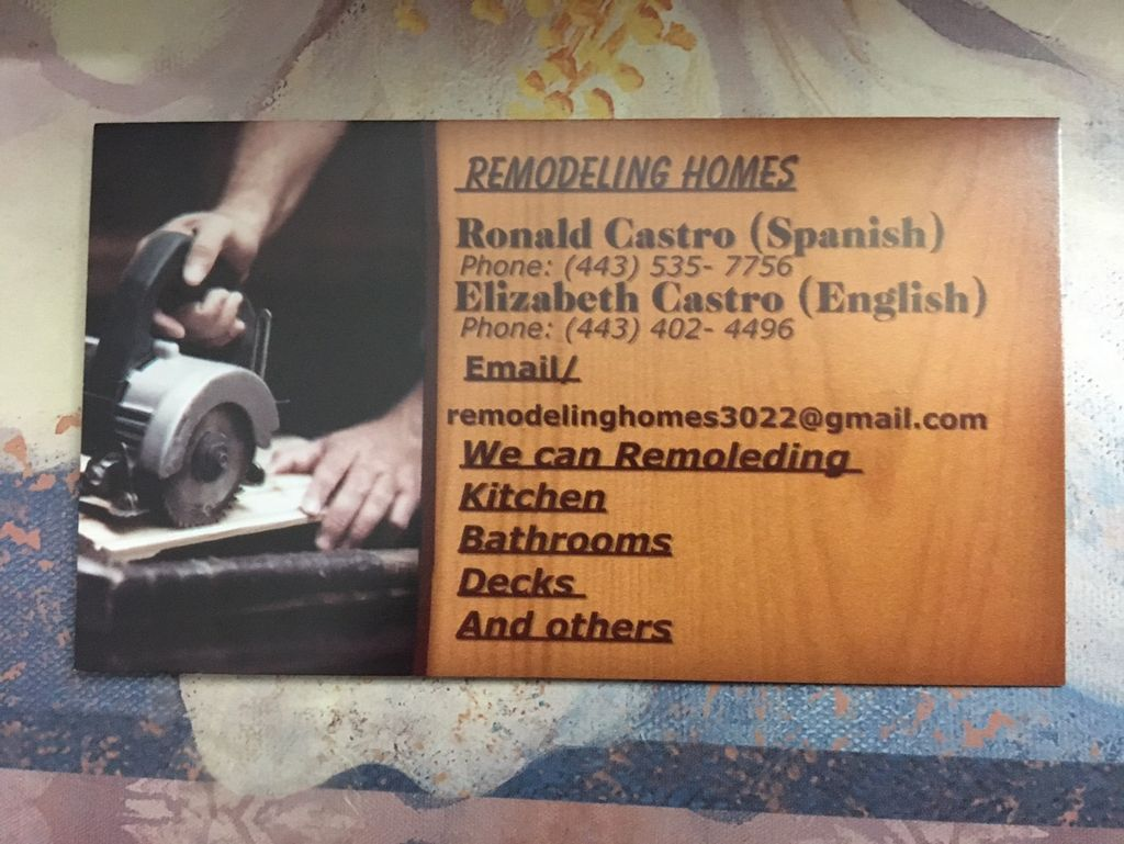 Elizabeth Home Remodeling Company LLC