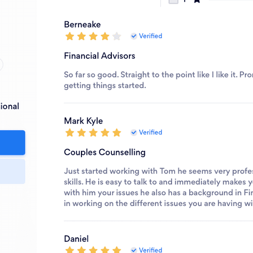 imported reviews from other sites