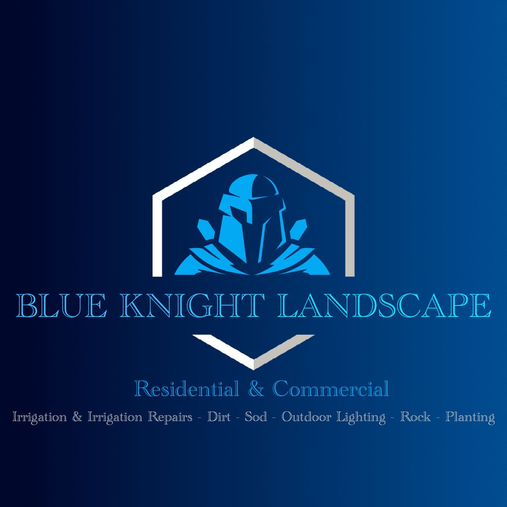 BLUE KNIGHT LANDSCAPE